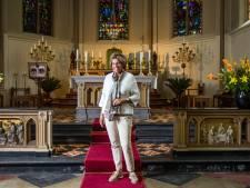 Rooms-katholieke kerk Joppe viert feest