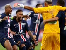 Memphis moet Franse prijs aan Bakker laten: PSG klopt Lyon na pingels