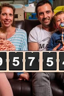 Plus de 1,9 million d'euros réunis pour Pia, qui a besoin du médicament le plus cher du monde