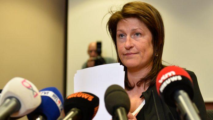 Jacqueline Galant nam op 15 april vorig jaar ontslag uit de regering-Michel.