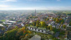 Oude dansschool wordt nieuw wooncomplex: plaats voor 52 luxe-appartementen midden in het groen