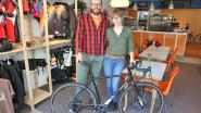 """Ellen en Gert-Jan openen met Falco eerste fietsbar in Halle: """"Zelfs al Engelse wielertoeristen kunnen helpen"""""""