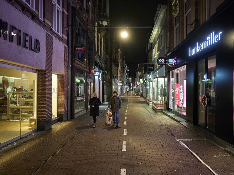 LEES TERUG   HTM blijft rijden voor vitale beroepen en burgemeester van Den Haag is geen fan van avondklok