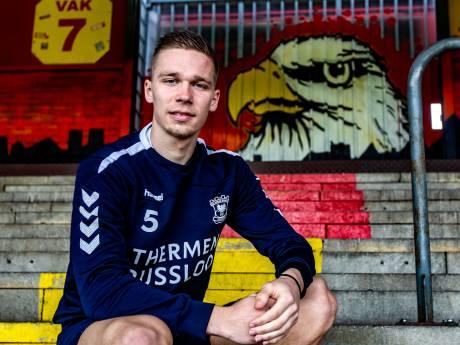 Stille kracht Roland Baas verjaagt vloek uit Adelaarshorst