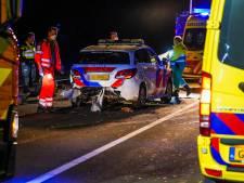 Agent (28) omgekomen bij aanrijding op snelweg bij Nuenen, andere agent zwaargewond (Video)