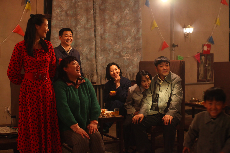 Liyun en Yaojun, toen ze nog geen teruggetrokken leven leidden.