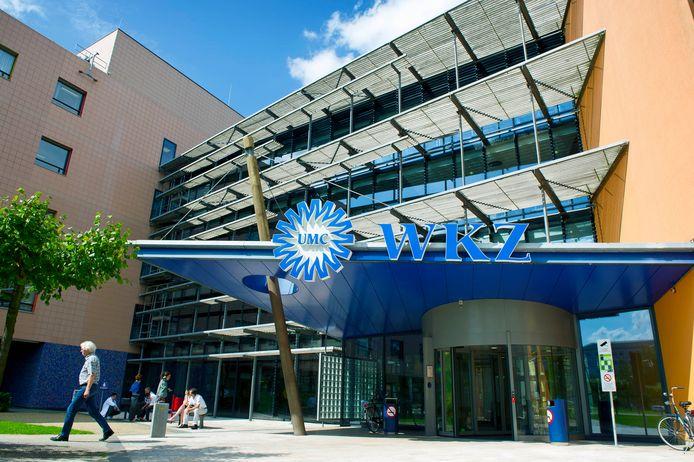 Het Wilhelmina Kinderziekenhuis (WKZ) in Utrecht.