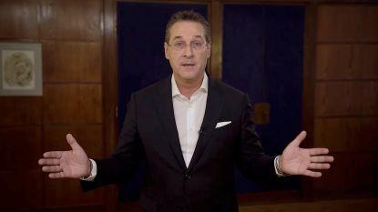 Gevallen extreemrechtse vicekanselier Strache (FPÖ) verkozen in Oostenrijk