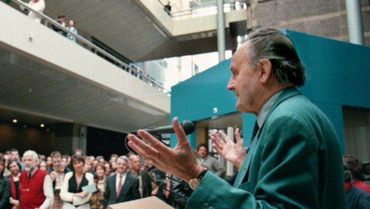 Simon Jelsma in 1996. © ANP Beeld
