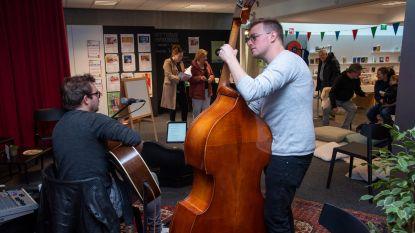 Live Jukebox start Music For Life actie in bibliotheek