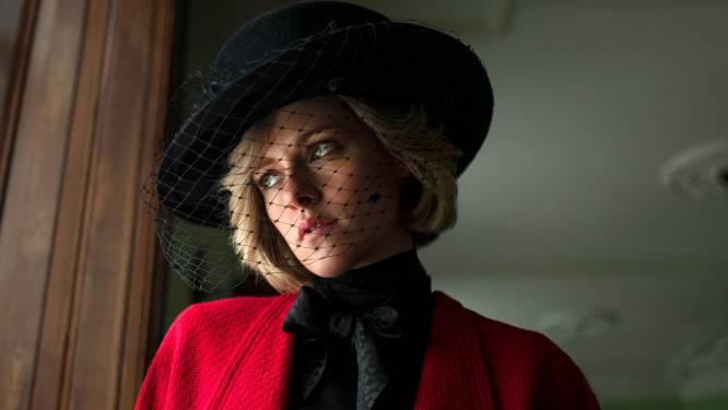 Kristen Stewart onherkenbaar als prinses Diana in eerste foto 'Spencer'