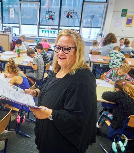Veertig jaar voor de klas: 'Ik wil zo lang mogelijk les blijven geven'