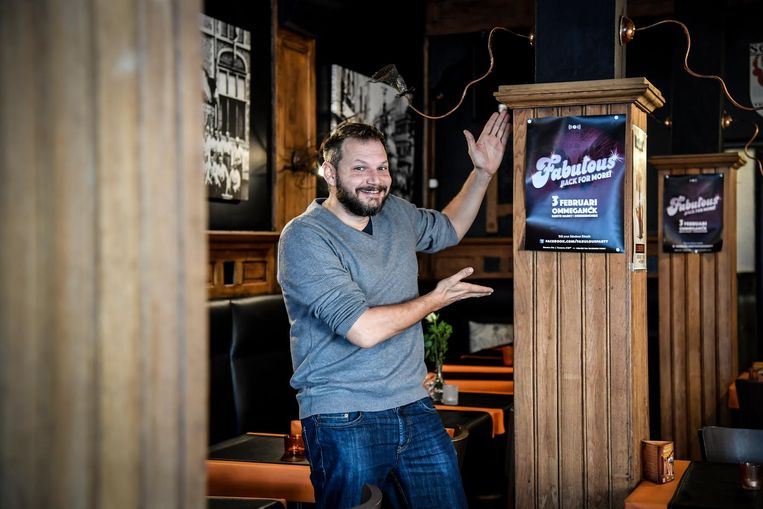 Bjorn Troch haalt zijn concept Fabulous weer van onder het stof, het evenement vindt plaats in Den Ommeganck.