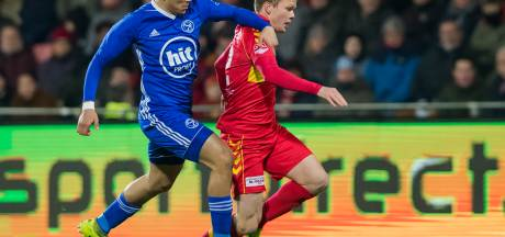 EINDE | GA Eagles-Almere City FC: 2-1