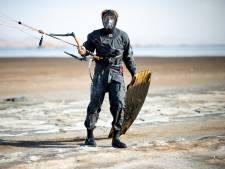 Kitesurfer uit Sommelsdijk ongedeerd na helletocht op heet water in Tanzania: 'Echt heel gaaf'