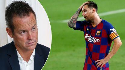 """Gilles De Bilde begrijpt frustraties van Lionel Messi: """"Zou hij bereid zijn om op zíjn leeftijd Barcelona nog te verlaten?"""""""