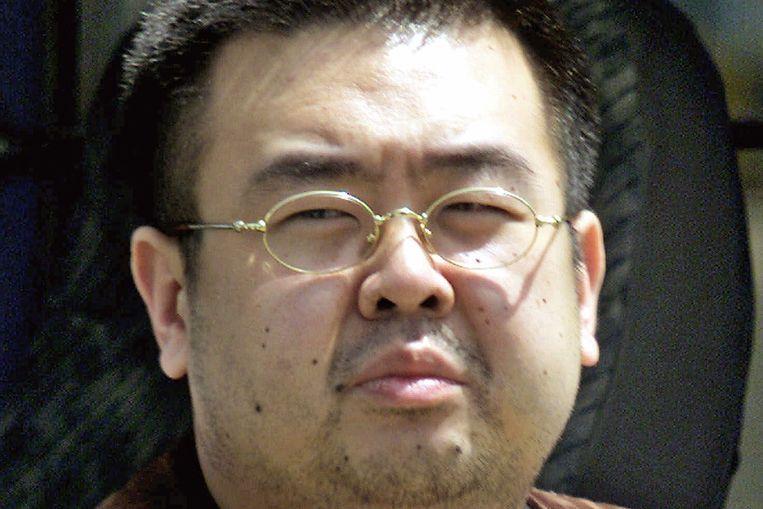 Kim Jong-nam, de halfbroer van de Noord-Koreaanse leider Kim Jong-un. Beeld AP