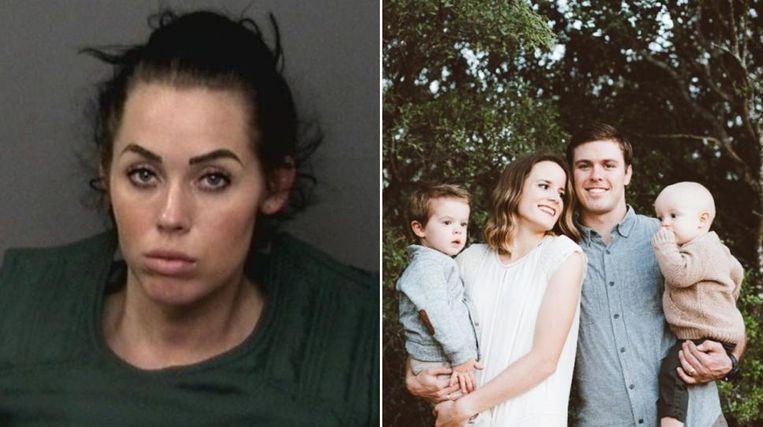 De spookrijdende Grace Ward reed met opzet in op tegenligger Ryan Folder. De jonge vader overleefde de klap niet.
