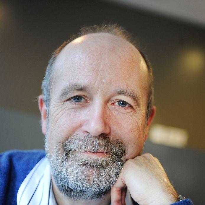 Pieter-Jan Klok is universitair docent beleidswetenschappen aan de UT.