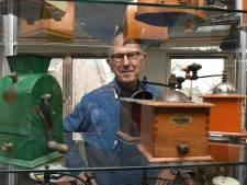 Tientallen antieke koffiemolens van verzamelaar gaan naar Mills museum: 'Heel erg blij mee'