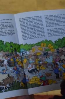 Miljaar! Dit verhaal van Suske & Wiske speelt zich af in Woerden