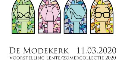 De Modekerk in Collegekerk: zeven modezaken pakken uit met fashion, food en fun op unieke locatie