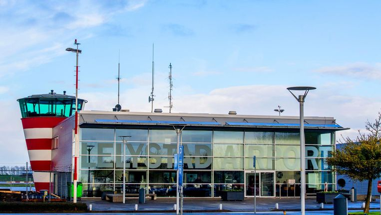 Lelystad Airport Beeld ANP