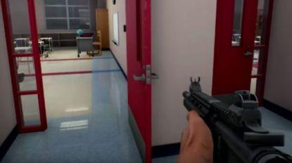 Net echt: simulator laat kinderen schutter spelen op school