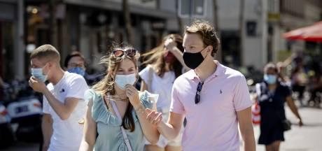 Drukte bij toeristische hotspots in regio, maar nog geen reden voor mondkapjesplicht