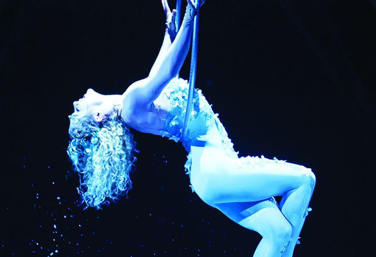 Amaluna van Cirque du Soleil. Beeld Foto Yanick-Dery
