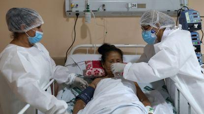"""Aantal coronapatiënten groeit wereldwijd harder dan ooit: """"De pandemie is nog volop gaande"""""""