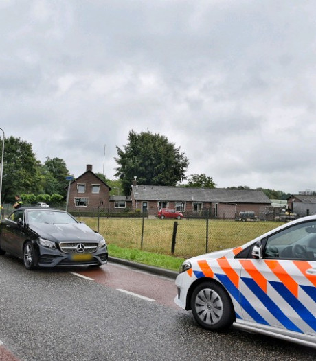 Fietser gewond na aanrijding in Tilburg