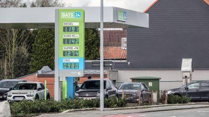 Vandaag dalen de brandstofprijzen spectaculair: in de Westhoek tank je het goedkoopst in Ieper en Vleteren