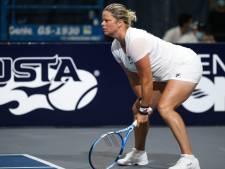 Quatrième victoire de suite pour Kim Clijsters face à Sloane Stephens
