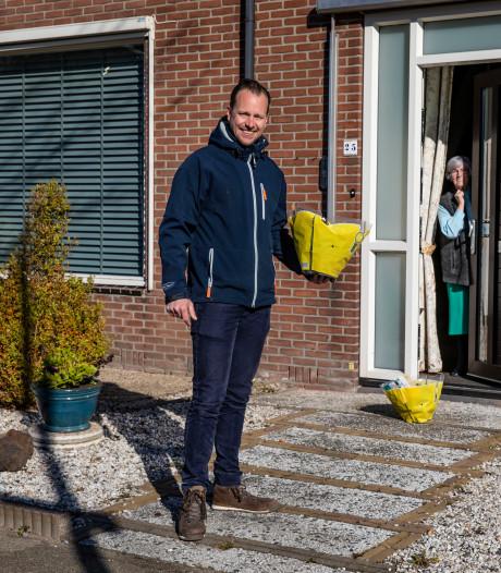 16.000 planten voor inwoners 's-Gravenzande