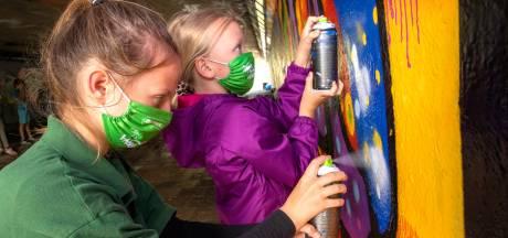 De Eindhovense Berenkuil heeft een nieuwe look dankzij de kidsbattle