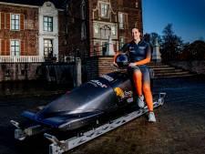 Karlien Sleper heeft Spelen in monobob als missie: 'Ik voel me vrijer bij deze nieuwste bobsleediscipline'