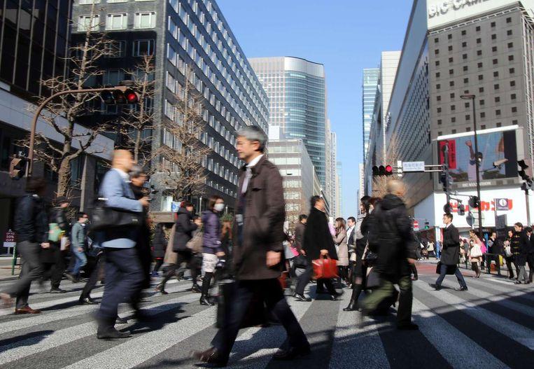 Japan wil workaholics verplichte vakantiedagen opleggen