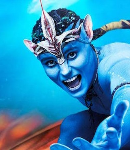 Cirque du Soleil-show Toruk naar Ahoy
