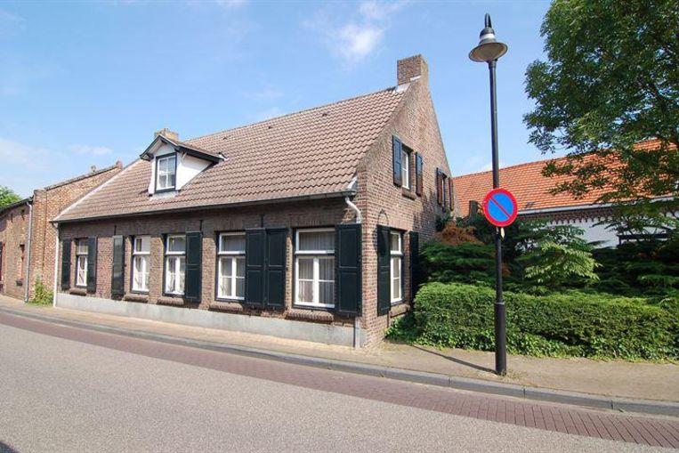 Grathem, Limburg, bouwjaar 1858, perceel 610 m2. Beeld null