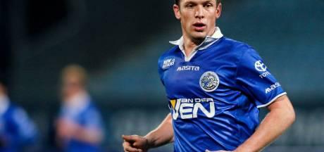Voormalig Willem II'er en FC Den Bosch-verdediger Bart Biemans traint mee bij FC Eindhoven