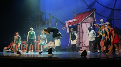 Ook blinden en slechtzienden genieten van circus
