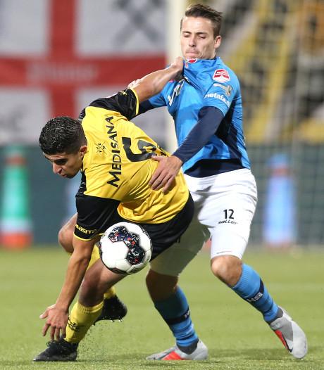 Helmond Sport lijdt tegen Roda JC nieuwe nederlaag, Alflen evenaart negatief record