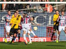 Willem II verdiende winnaar van matige derby tegen NAC