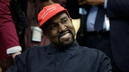 Hij heeft zich bedacht: Kanye West dan toch geen presidentskandidaat
