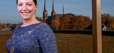 Hanne van Aart 1 jaar burgemeester: 'Ik voel me in Loon op Zand heel erg welkom'