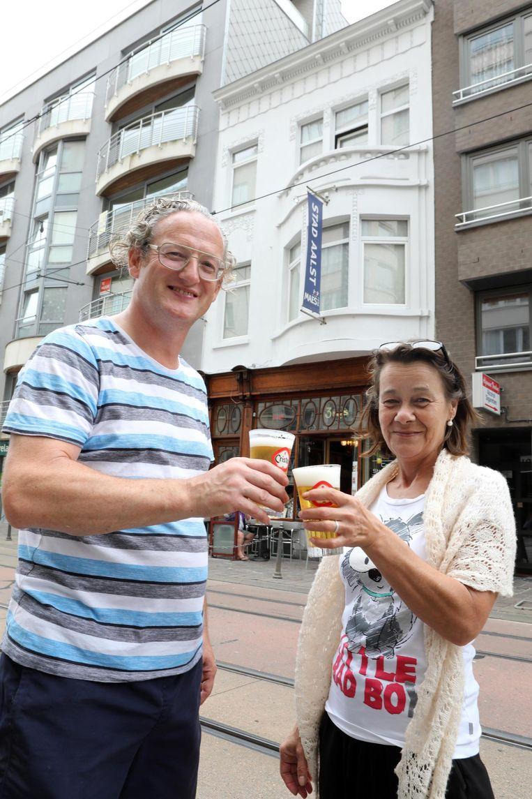 Jan en Marleen hebben het gebouw nu ook gekocht.