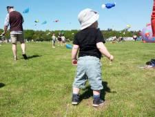 Zon, wind en vertier op Vliegerfestival in Valkenswaard