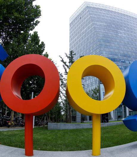 Waarde Google-moeder Alphabet door grens van 1 biljoen dollar