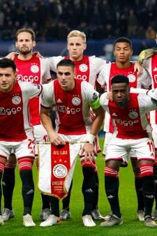 Ajax stuit in knock-outfase  Europa League op Getafe